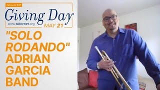 """Solo Rodando"" Adrian Garcia Band 