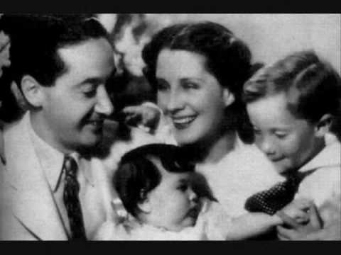 Norma Shearer and Irving Thalberg Happily Ever After