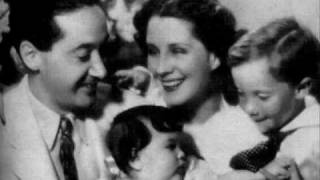 Norma Shearer and Irving Thalberg- Happily Ever After