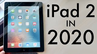 iPad 2 In 2020! (Still Worth It?) (Review)