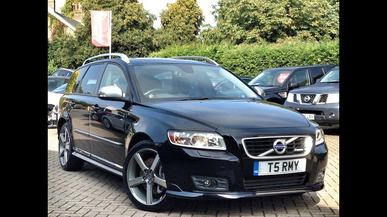 Volvo V50 T5 R Design Se 5dr 2 5 Sold By Cmc Cars Near Brighton Sus You
