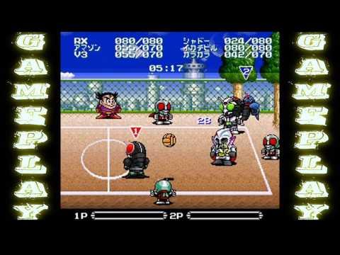 Gameplay: Battle Dodgeball