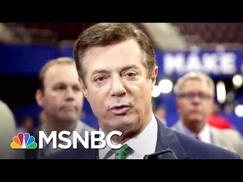 How The FBI Raid On Paul Manafort's Home Went Down | The Last Word | MSNBC