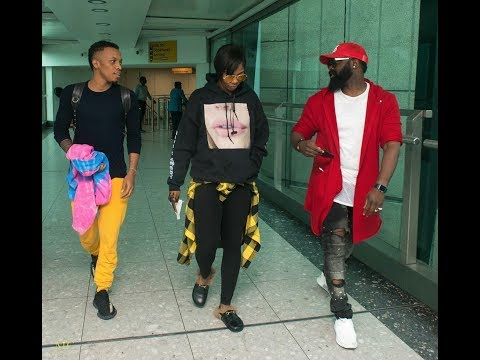Wizkid l Tekno l Tiwa Savage l Mr. Eazi Shutdown O2 Arena In London