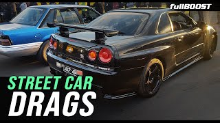 Street car drags | fullBOOST