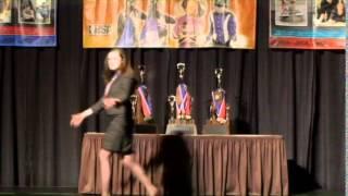 IHSA 2014 State Champion Impromptu Speaking