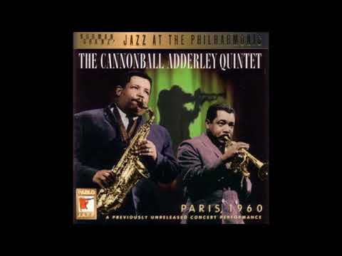 Norman Grantz - Jazz At The Philharmonic - The Cannonball Adderley Quintet ‎( Full Album )