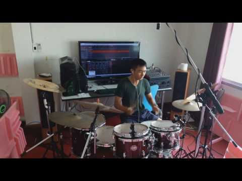 ตัวปลอม - POTATO (Drum Cover) | Ball Parabola