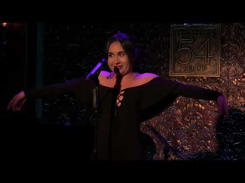 "Victoria Jade Lopez - ""In Short"" (Edges; Benj Pasek & Justin Paul)"