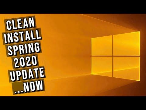 clean-install-windows-10-spring-2020-update...now-(version-2004,-20h1)