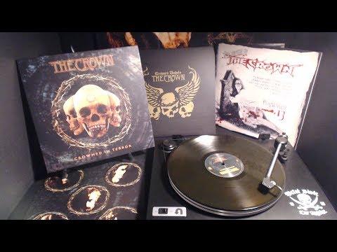 "The Crown ""Crowned In Terror"" LP Stream"