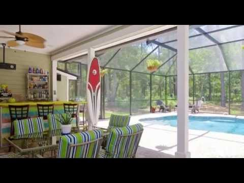Amelia Island Home for Sale: Fabulously Updated Bungalow On Oak Marsh Golf Course