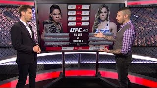 UFC 207: Inside The Octagon - Amanda Nunes vs Ronda Rousey