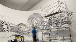 APT9/ Time-lapse installation: Sea Journey: People without borders
