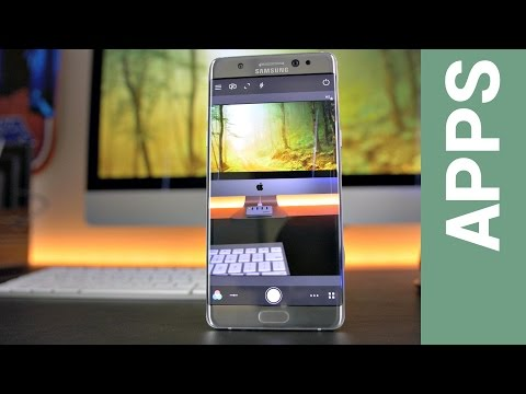 Best Android Camera Apps 2016