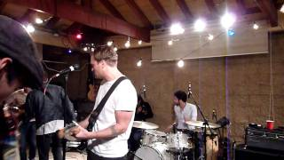 Cold War Kids - Royal Blue (Private Backyard Show 4-22-11)
