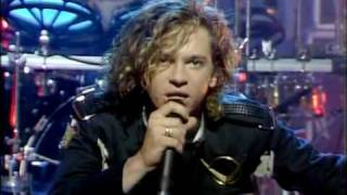 INXS - Listen Like Thieves - Old Grey Whistle Test - 1986