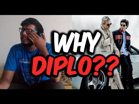 My THOUGHTS on PHURRR - Diplo & Pritam II Good or Bad ?? II Cringe?????