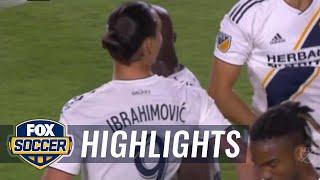 LA Galaxy vs. Real Salt Lake | MLS Highlights | FOX SOCCER