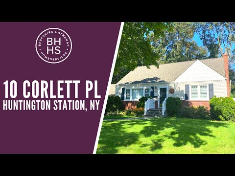 Welcome To 10 Corlett Pl, Huntington Station, NY | Huntington Station Homes For Sale