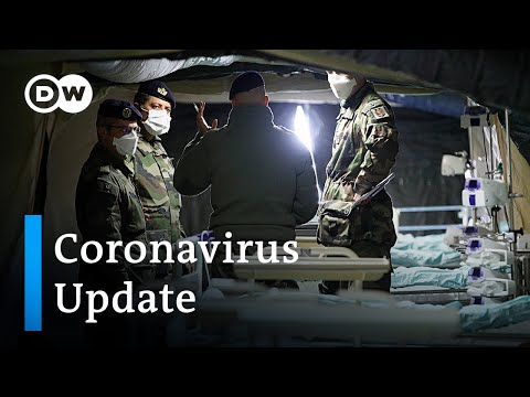 Spanish soldiers discover abandoned retirement homes +++ China to ease restrictions | Corona Update