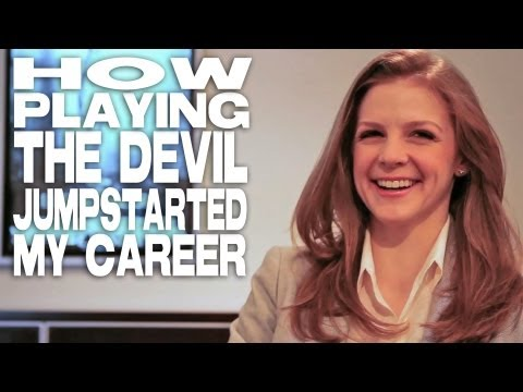 How Playing The Devil Jumpstarted My Career by Ashley Bell