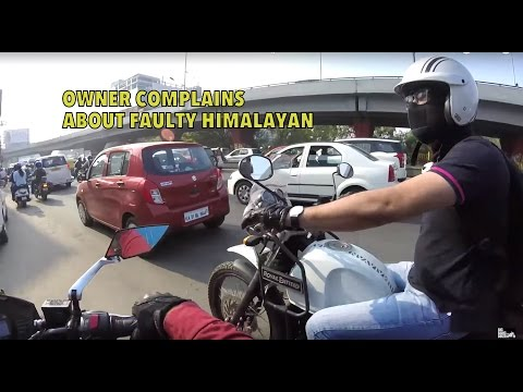 BRA ON TELEPHONE WIRE + FAULTY RE HIMALAYAN : Bangalore reactions 29