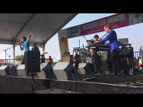 The Fixx . One Thing Leads to Another . Sausalito Art Festival  2017