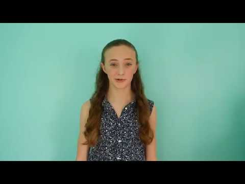 Audrey Kilgore - 1 Minute Monologue