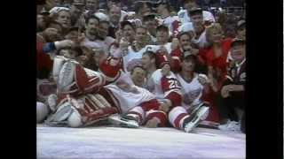 Detroit Red Wings: Best of the 1997 Playoffs