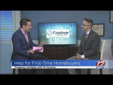 Good news for first-time home buyers