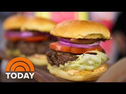 Barbecue Hacks To Help You Grill The Perfect Burger | TODAY