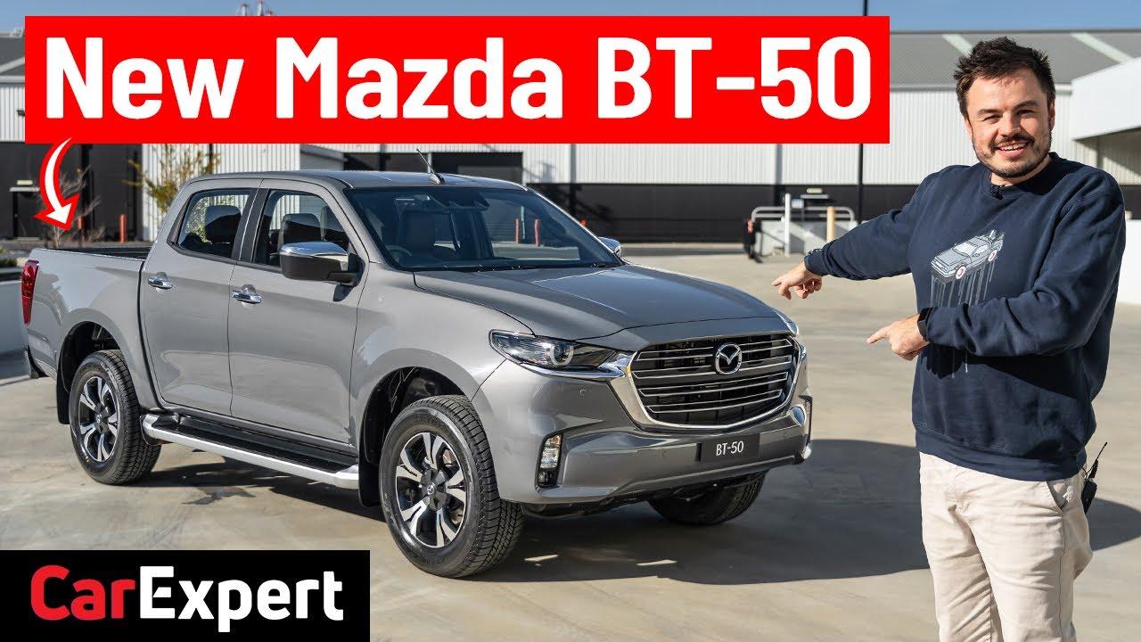 2021 Mazda Bt 50 Detailed Walkaround Review Of The All New Mazda Bt 50 W Wireless Apple Carplay Youtube