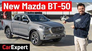 Mazda BT-50: Detailed walkaround review of the all-new 2020 Mazda BT-50 w/ Wireless Apple CarPlay
