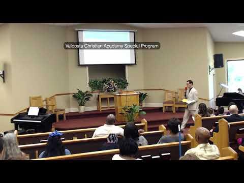 Valdosta Christian Academy - Special Service at Park Avenue Seventh-day Adventist Church