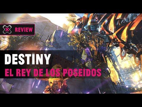 'Destiny: The Taken King' ANÁLISIS REVIEW - Todo cambió