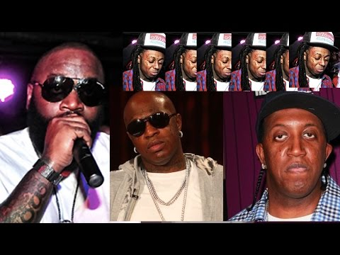 Rick Ross Calls Out Birdman for Lil Wayne but What about Slim the Boss of Cash Money! JTNEWS