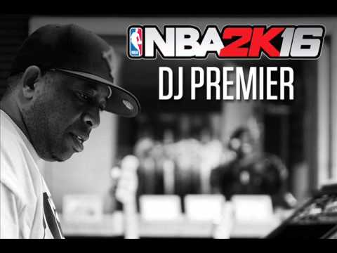 Papoose - Hold The City Down (Dj Premier) NBA 2K16