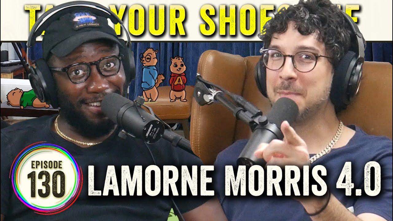 Lamorne Morris 4.0 (New Girl, Woke) on TYSO - #130