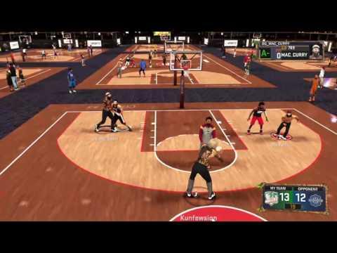 NBA 2k17 Park event VC pt 1