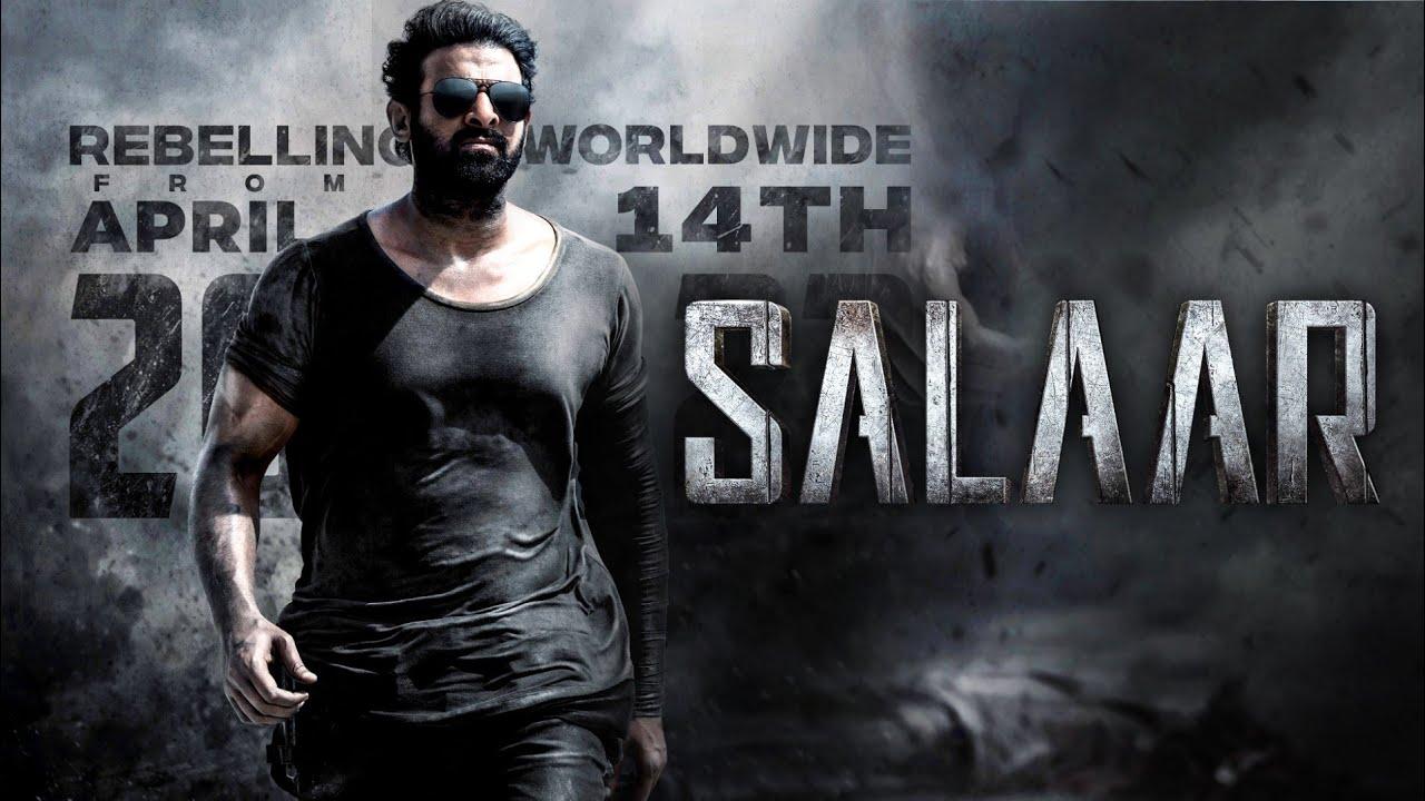 Download Salaar || Prabhas's Rebel Look || Announcement Release On 14 April 2022