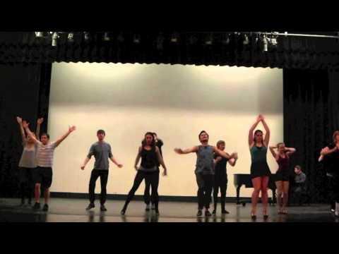 Georgia College Theatre, Dance, & Music Departments Present Chicago!
