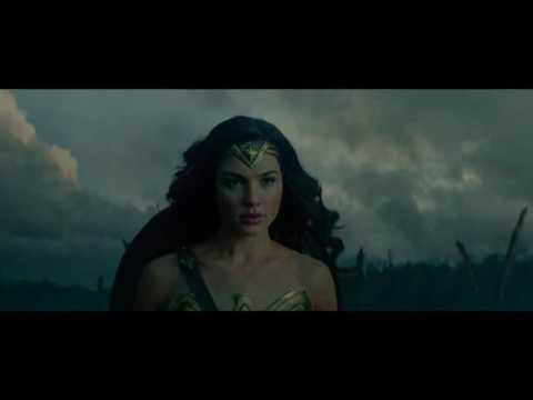 Trailer mulher Maravilha | música : imagine dragons : warrios