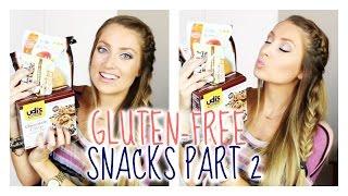 Delicious Gluten-free Snacks | Vlogwithkendra