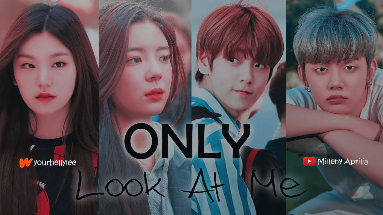 [Wattpad Trailer] Only Look At Me by Milleny Aprilia