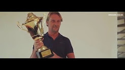Carl Fogarty Photoshoot - Behind The Scenes