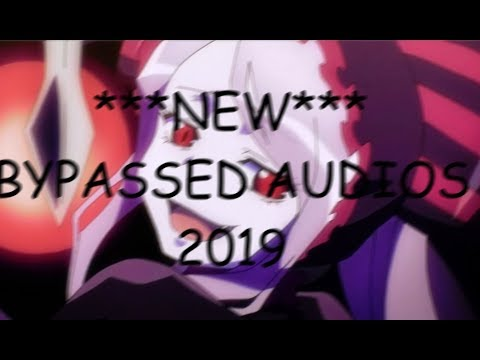 ROBLOX BYPASSED AUDIOS MARCH 2019 WORKING (3/3/19) **NEW** **100+**