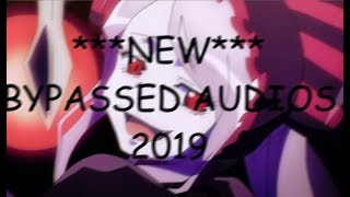 Find Anime Bypassed Audios March - bypassed dbangz song roblox