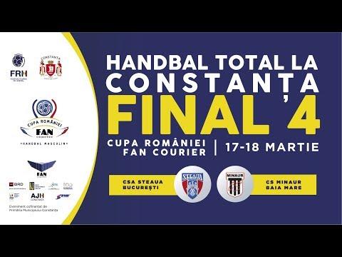 CS Minaur Baia Mare - CSA Steaua București // Cupa României FAN Courier