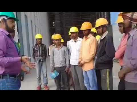 WORK AT HEIGHT SAFETY VIDEO (HINDI)